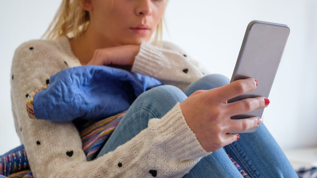 Mental health support for girls affected by social media