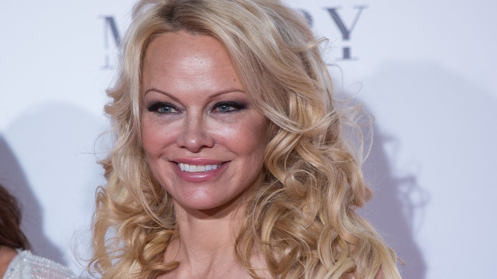 Pamela Anderson criticises Australia PM for 'smutty' comment