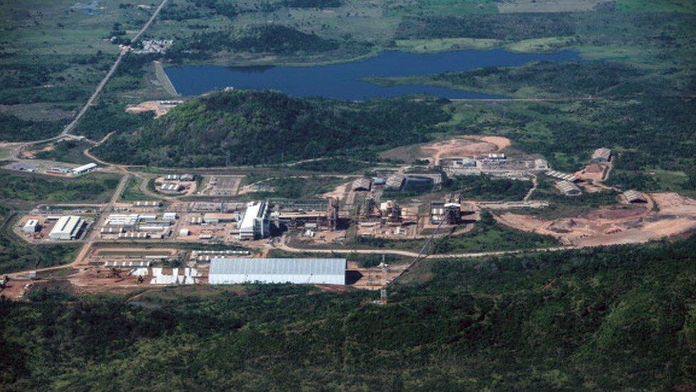 Michel Temer abrió a la minería una gran reserva de la Amazonía