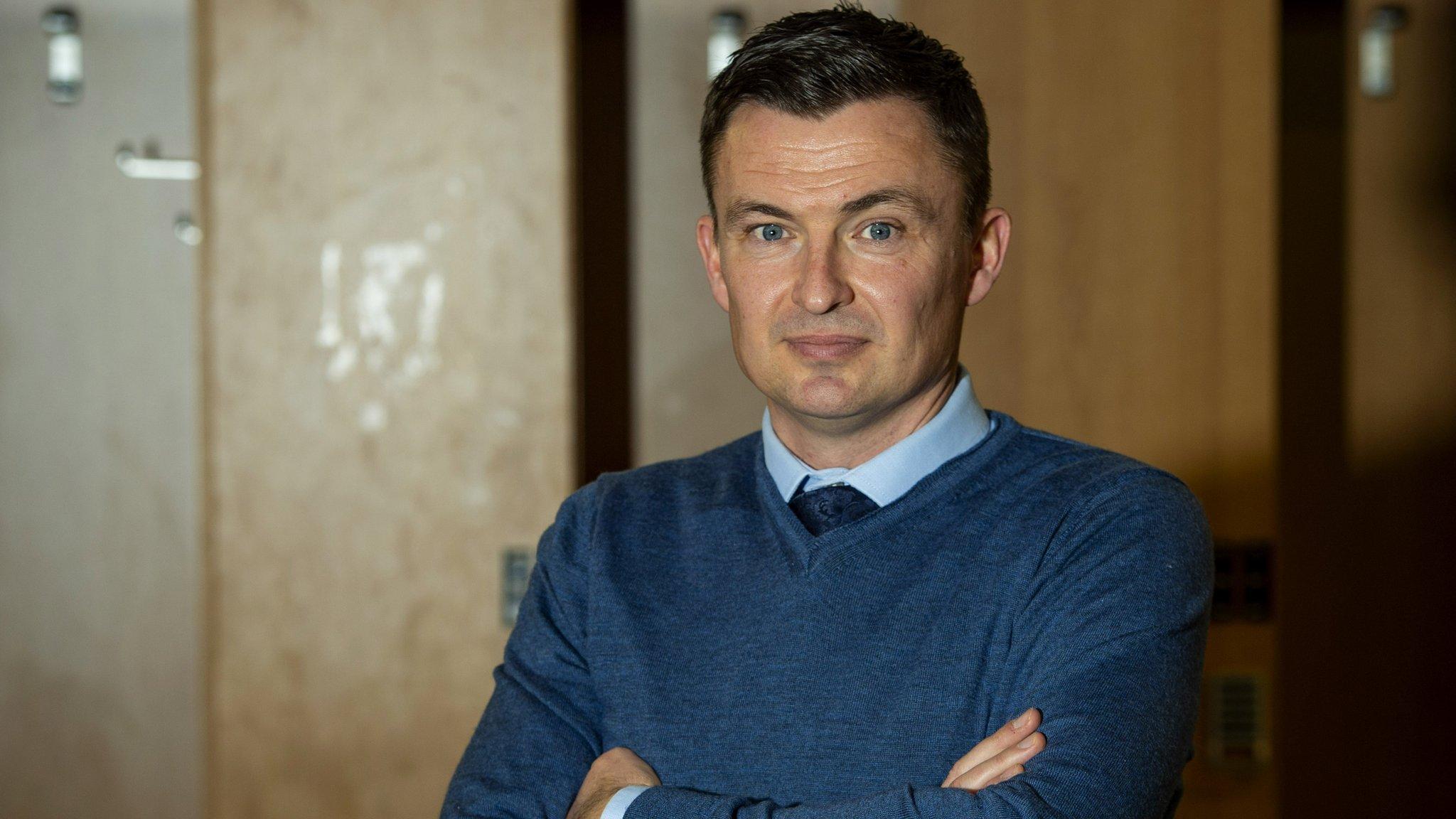 Hibernian: Paul Heckingbottom appointed as head coach