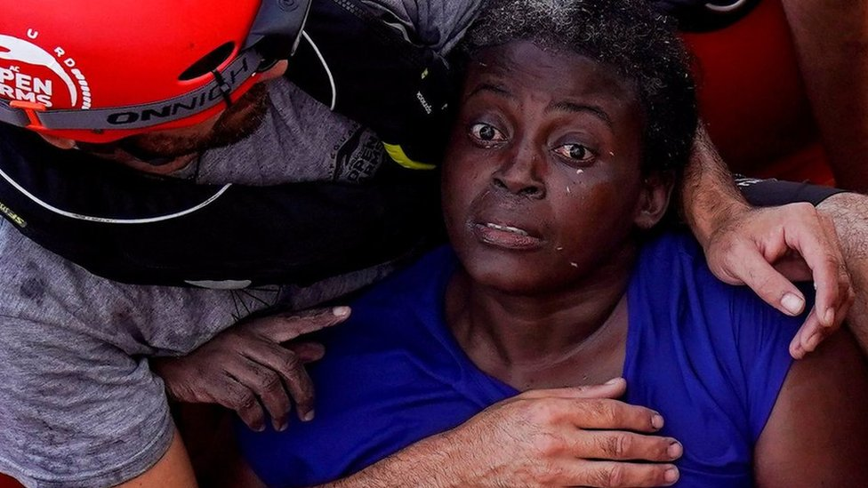 Migrant crisis: Life and death on a Spanish rescue boat in Mediterranean