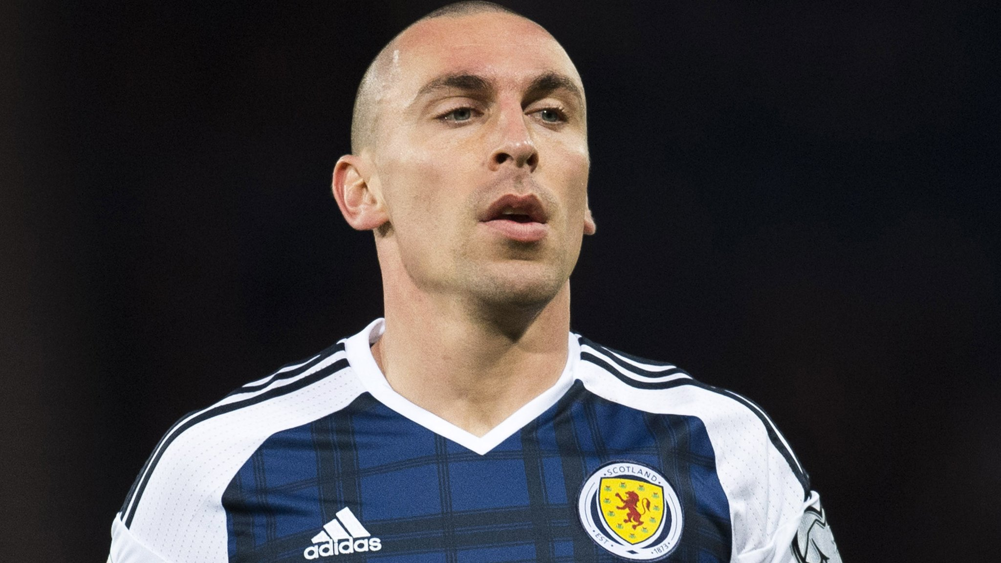 2018 World Cup: Scott Brown available for Scotland v England qualifier
