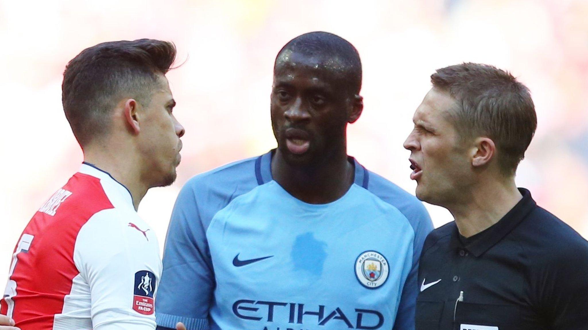 I'd prefer no referee for Man Utd game - Toure