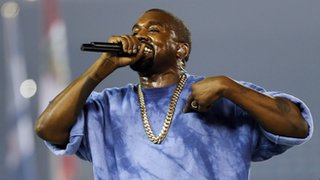 Kanye and Miley track leaked online