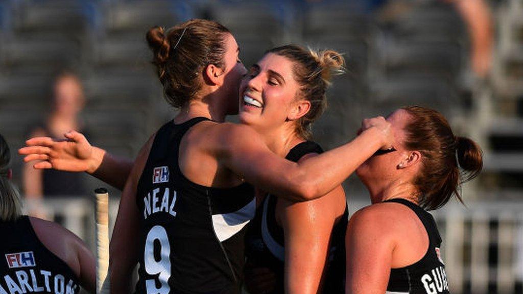 Women's Hockey World League Final: England beaten by New Zealand in semis