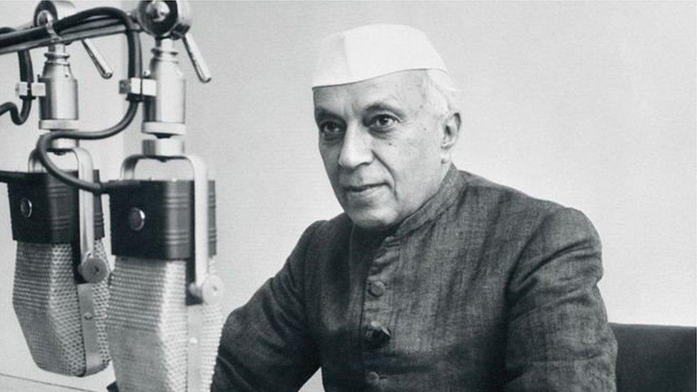 اقوامِ متحدہ کی سلامتی کونسل: کیا نہرو نے انڈیا کی سیٹ چین کو دی تھی؟