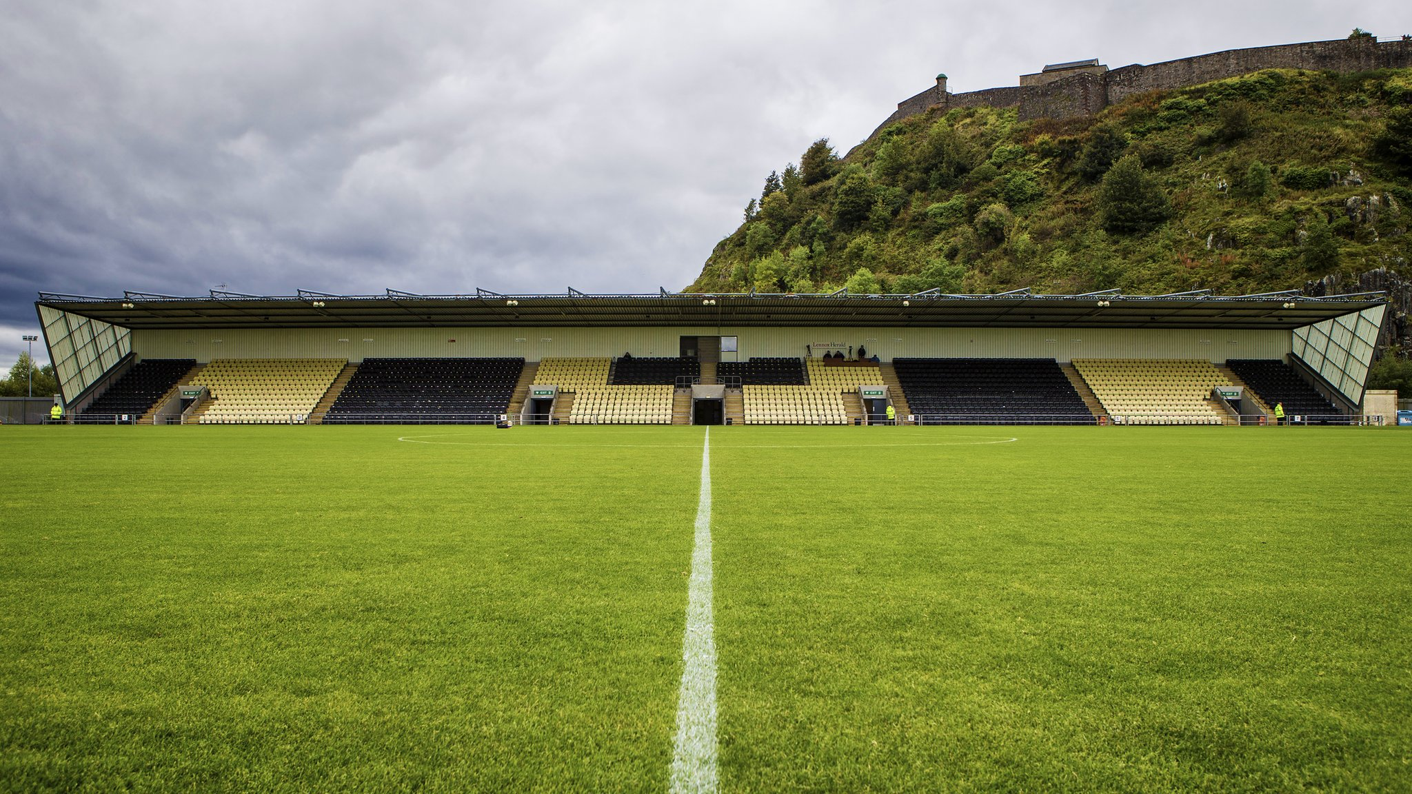Scottish matches subject to pitch inspections