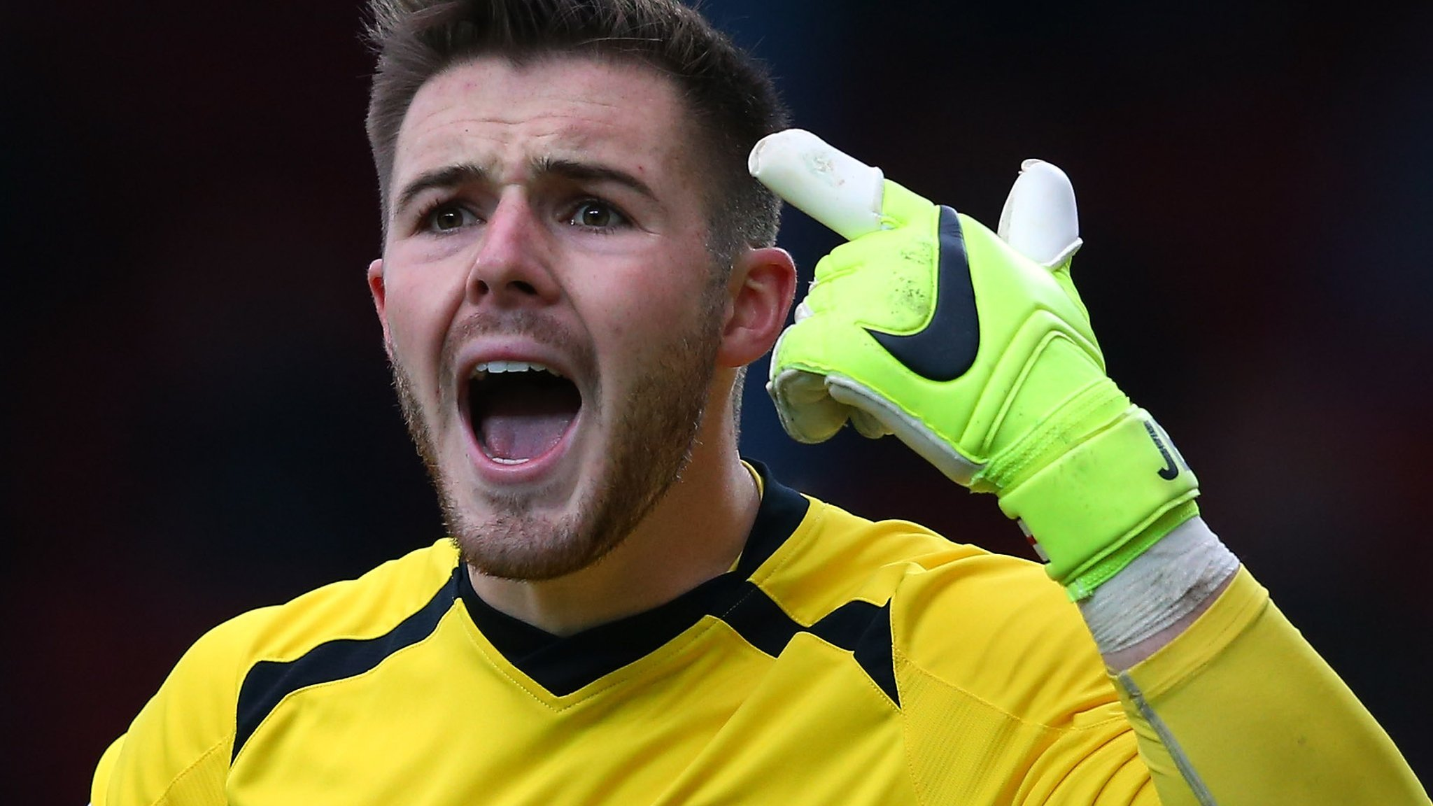 Jack Butland: Stoke City goalkeeper fully motivated and close to return after lost year