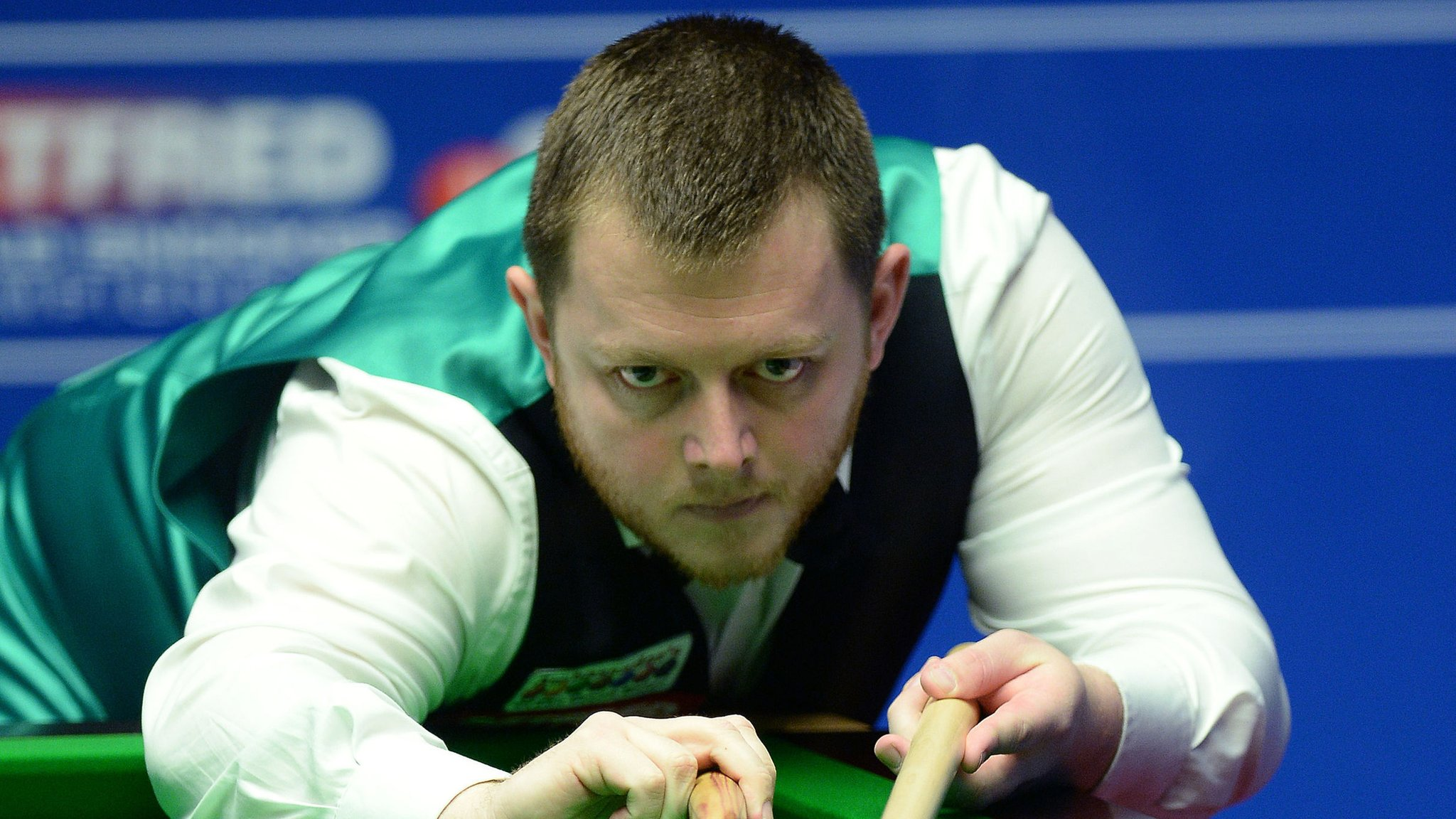World Snooker Championship: Allen rows back on self-criticism after Higgins defeat