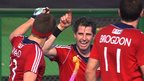 VIDEO: Hockey highlights: GB 3-1 Canada