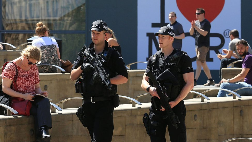 Manchester attack: 'Immense progress' made by police