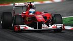 VIDEO: Alonso wins for Ferrari in 2010