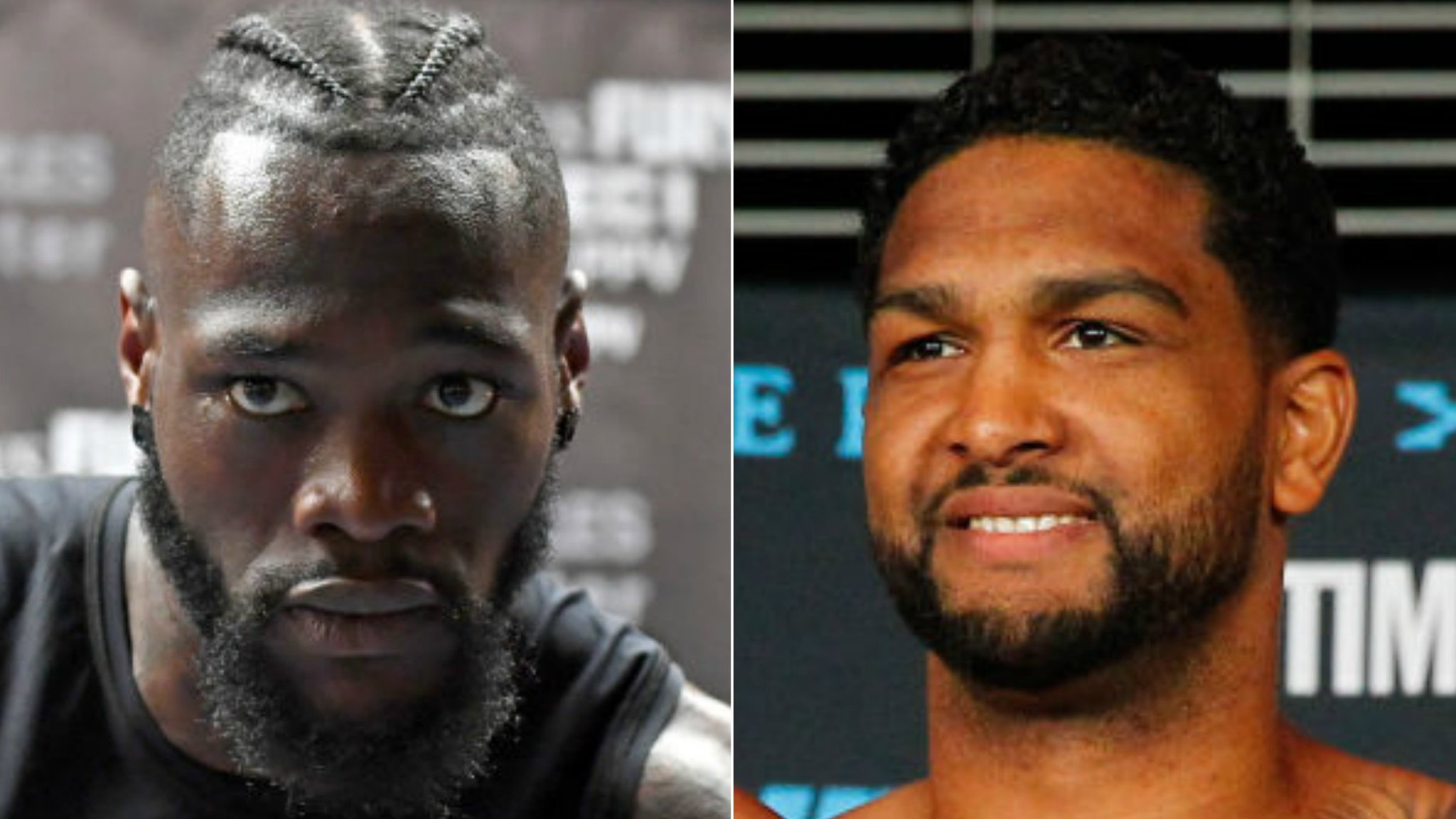 Deontay Wilder: World champion to defend title against Dominic Breazeale in May