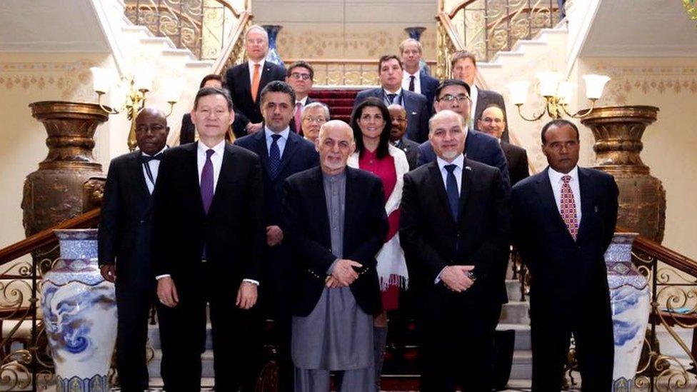 افغانستان خواستار اعمال فشار شورای امنیت سازمان ملل بر پاکستان شد
