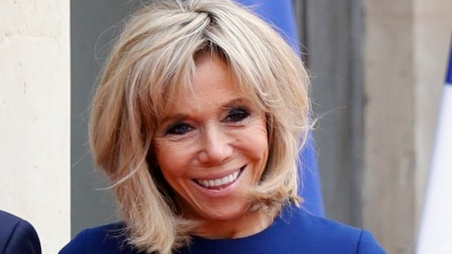 Brigitte Macron on life at the top as France's first lady