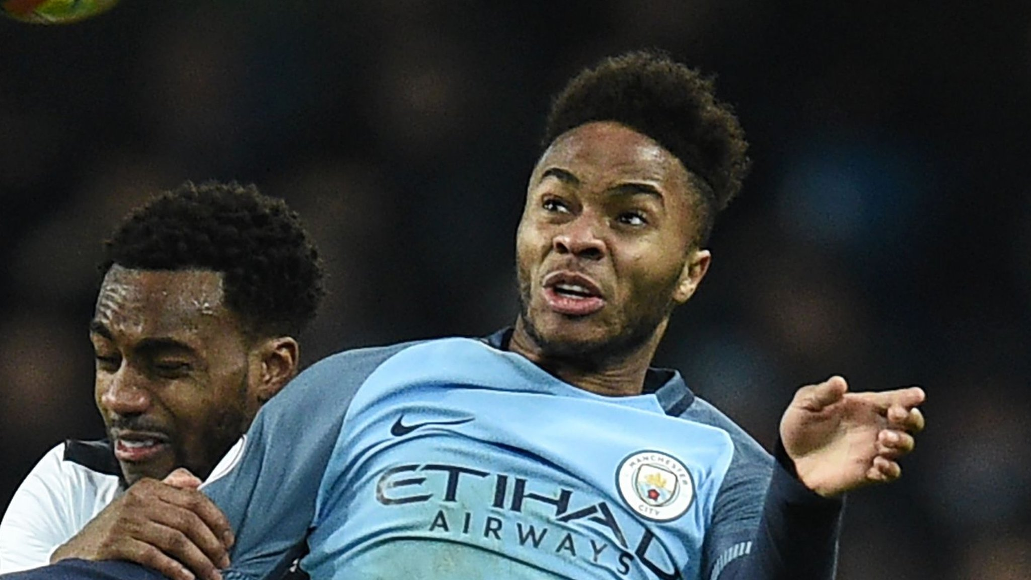 Raheem Sterling: Man City winger should have dived for penalty - Yaya Toure