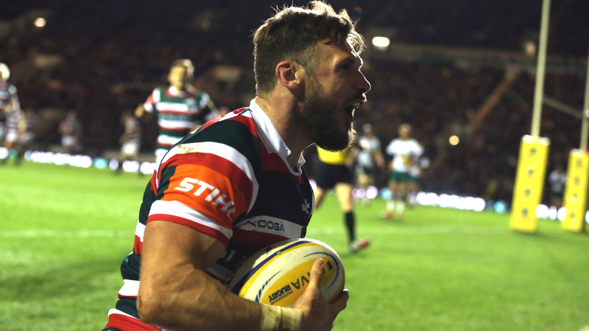 Tigers edge to win over Saints in derby