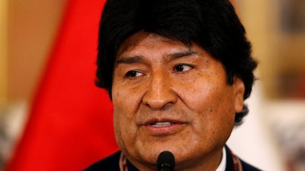 Bolivia governing party challenges Morales' term limit