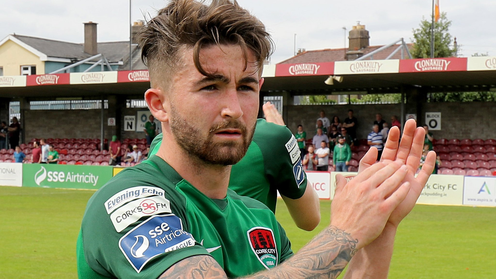 World Cup 2018: Sean Maguire handed first Republic of Ireland call-up