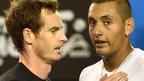 Murray to face Kyrgios in US Open