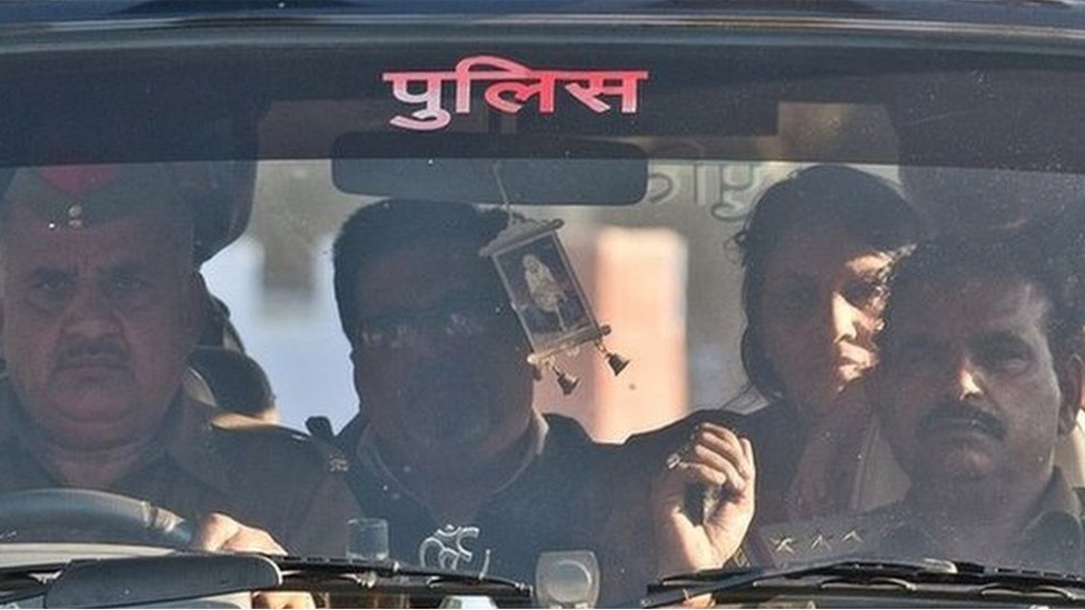 Aarushi Talwar: India parents walk free after murder acquittal