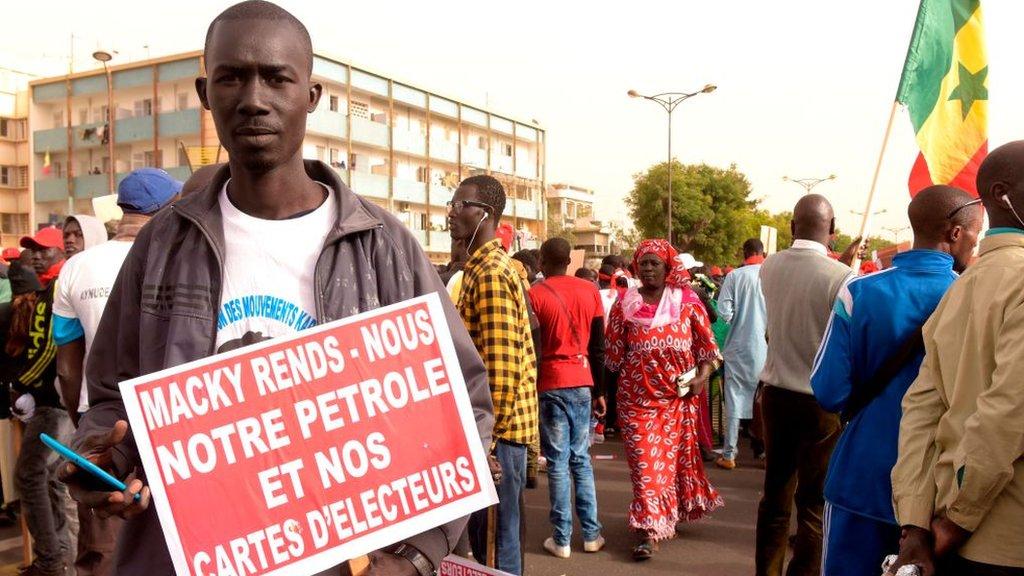 Affaire Petro Tim au Sénégal : des manifestants arrêtés à Dakar