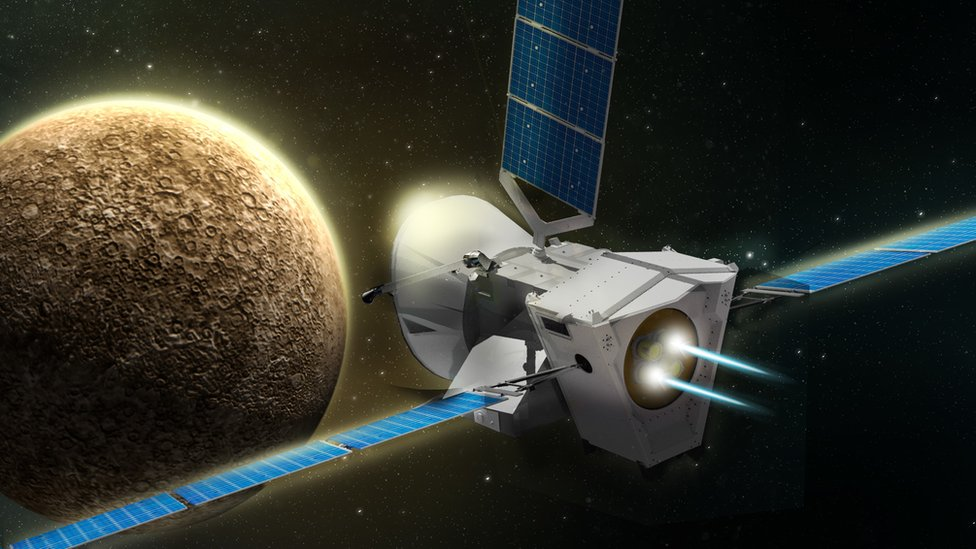 Mission to Mercury: BepiColombo spacecraft ready for launch