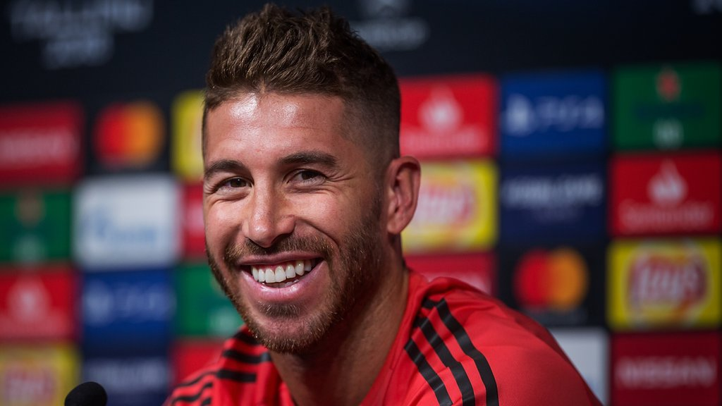 Champions League: Sergio Ramos criticises Jurgen Klopp in final row