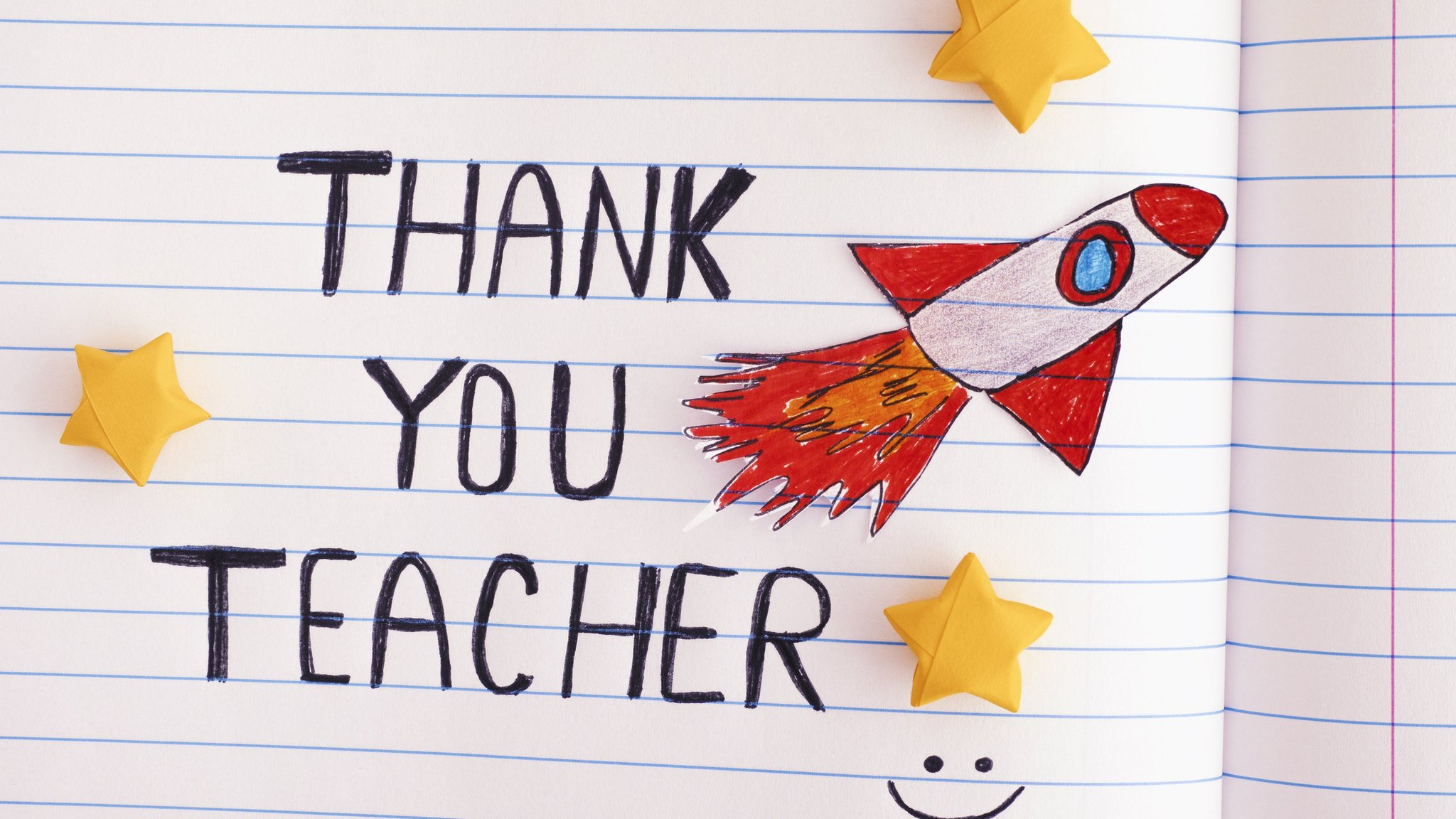 national thank a teacher day your 'thank you' to teachers