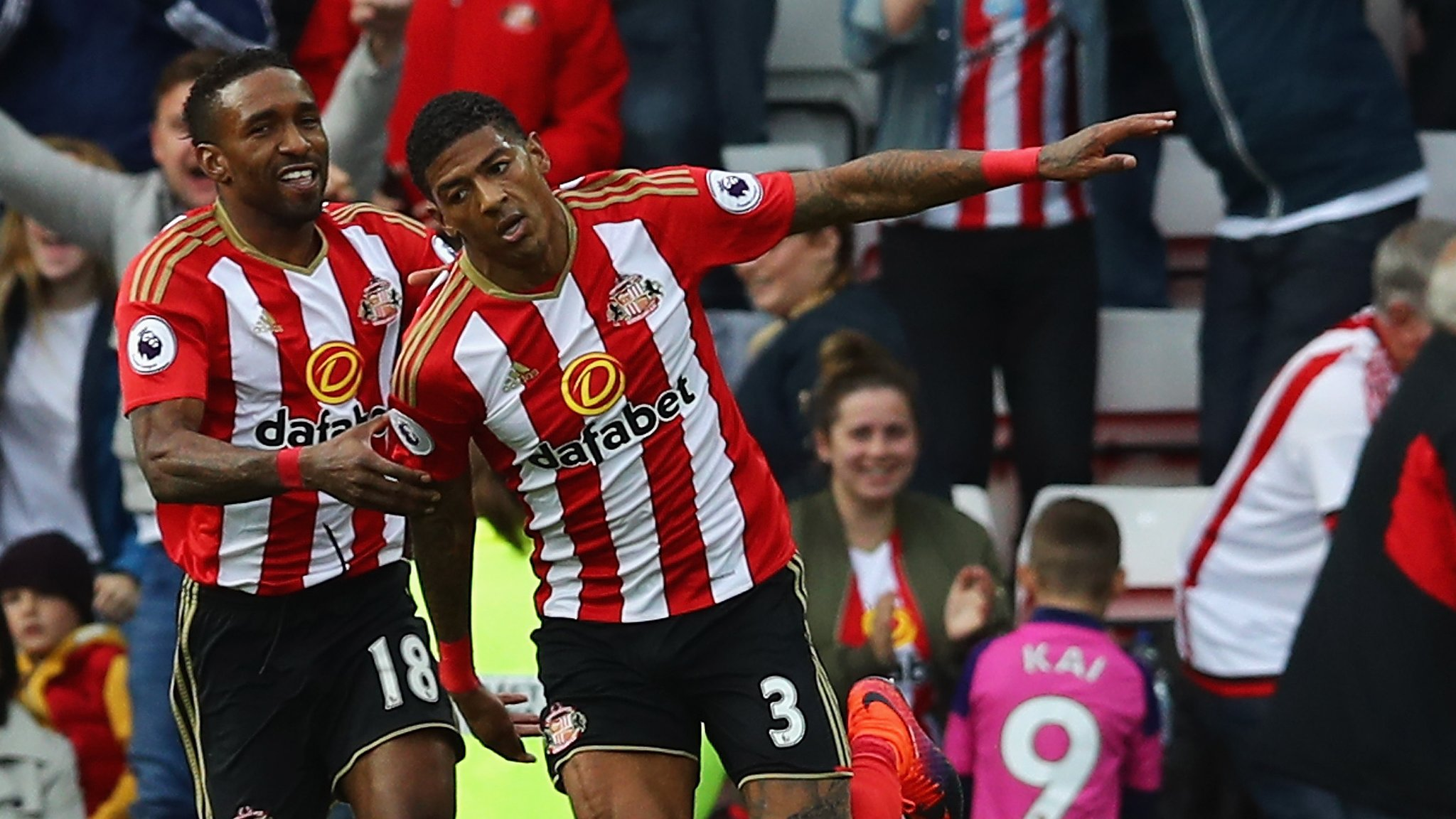Sunderland rescue point against West Brom