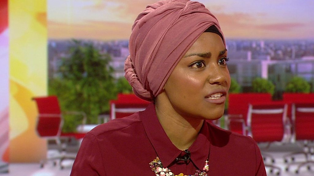 Nadiya: 'I just want Bake Off to do well'