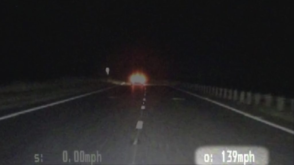 Police in 139mph drink-driver pursuit on A47 at Wisbech