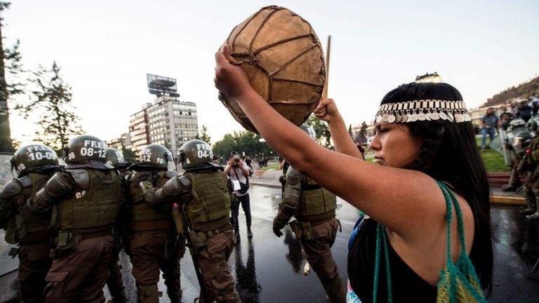 Chile promises to investigate Mapuche killing