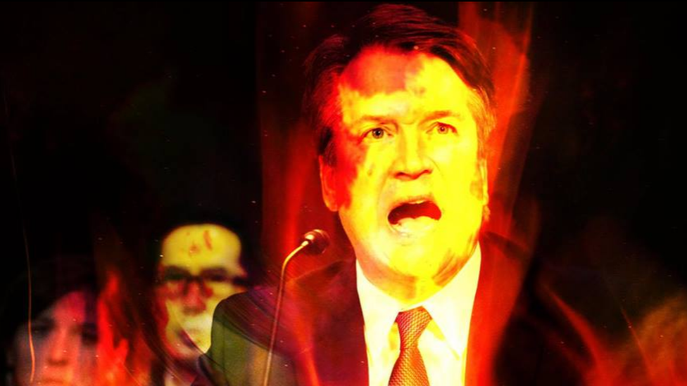 New York witches place hex on Brett Kavanaugh
