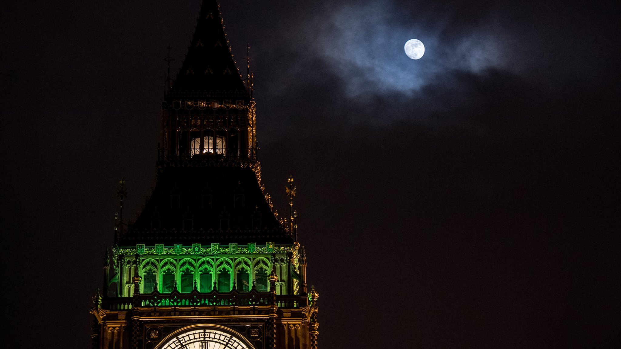 Big Ben's Ayrton Light to be switched off