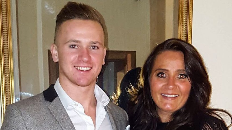 Corrie Mckeague: Missing airman's mum to walk his final steps