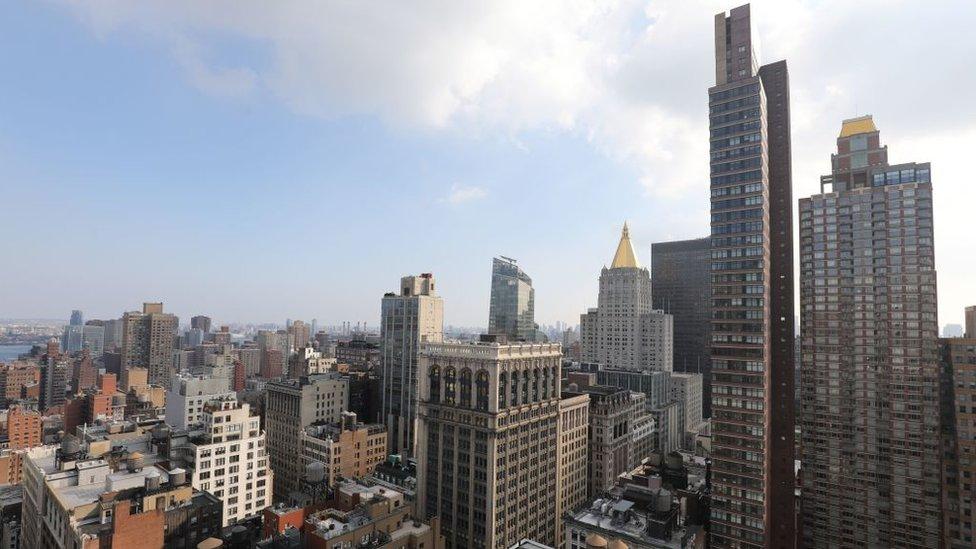 """""""A mí me encantan ciudades como Nueva York, plagada de rascacielos"""", comenta el ganador del premio Pritzker de arquitectura en 2007."""