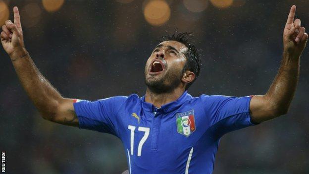 Video: Azerbaijan vs Italia