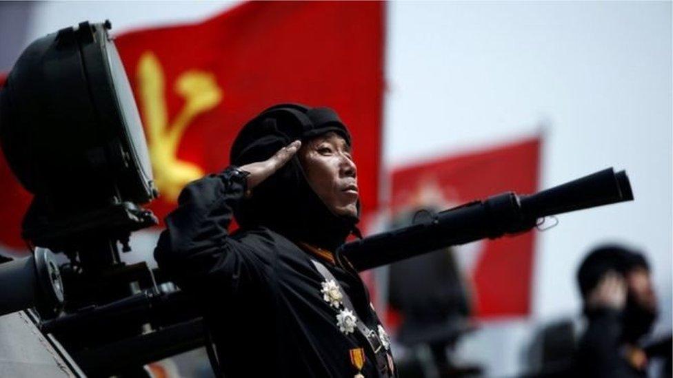 Bắc Hàn bắt giữ công dân Mỹ tại sân bay Bình Nhưỡng