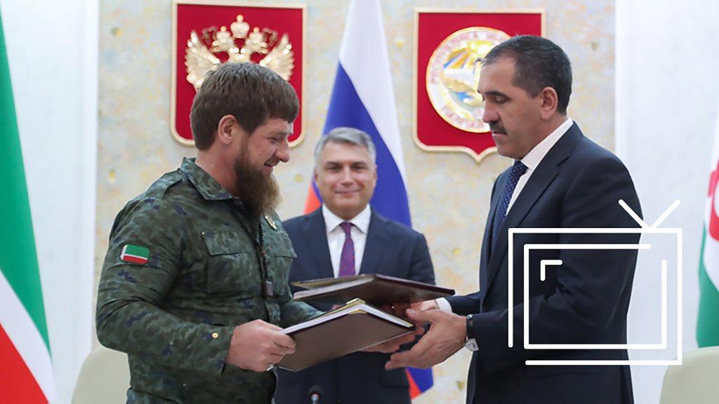 В Ингушетии требуют отставки Евкурова