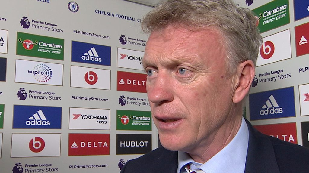 David Moyes: Watch former Sunderland manager's final Match of the Day interview
