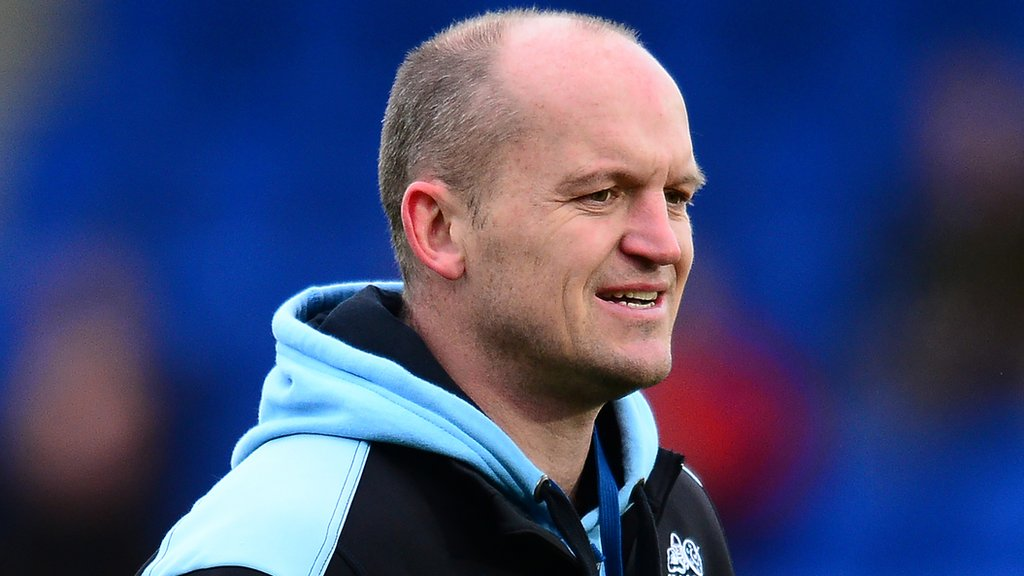 Lack of Lions coaches cost Scots - O'Driscoll