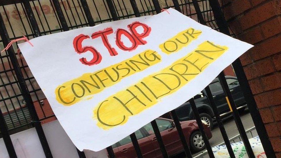 LGBT lessons row: More Birmingham schools stop classes