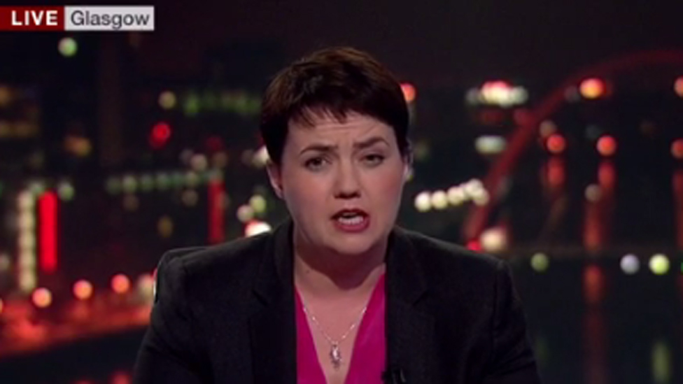 EU Referendum: Ruth Davidson says 'Tory Party will stay together'