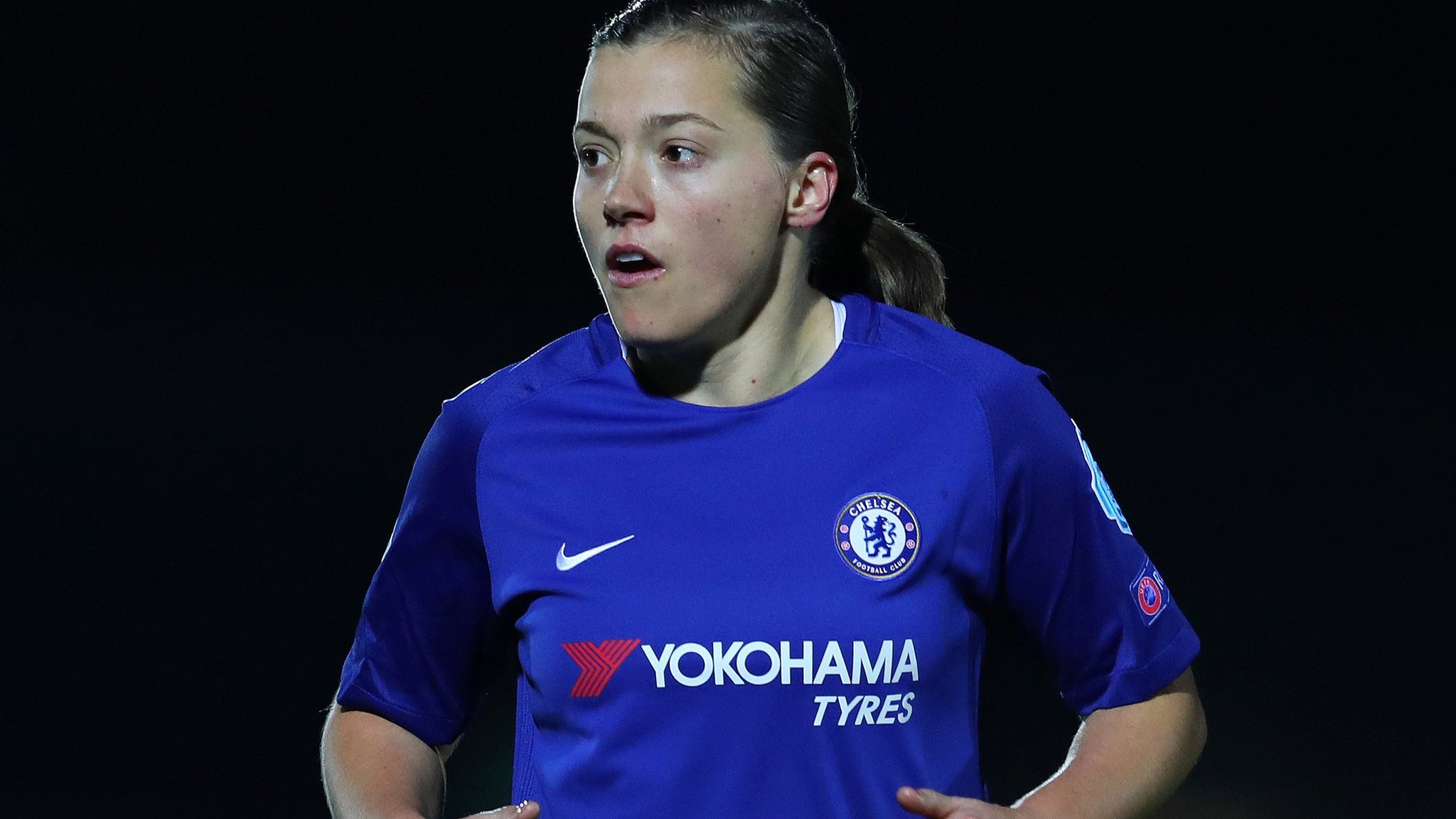 Chelsea Ladies striker Kirby wins inaugural footballer of the year award