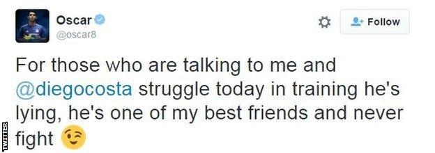 Oscar tweet snip