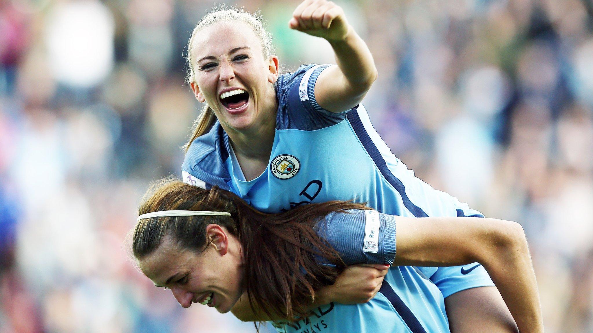 Women's FA Cup: Man City host Liverpool, Chelsea visit Birmingham City