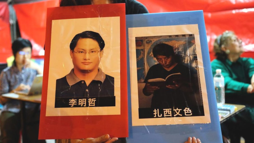 Tibet activist jailed in China over language campaign