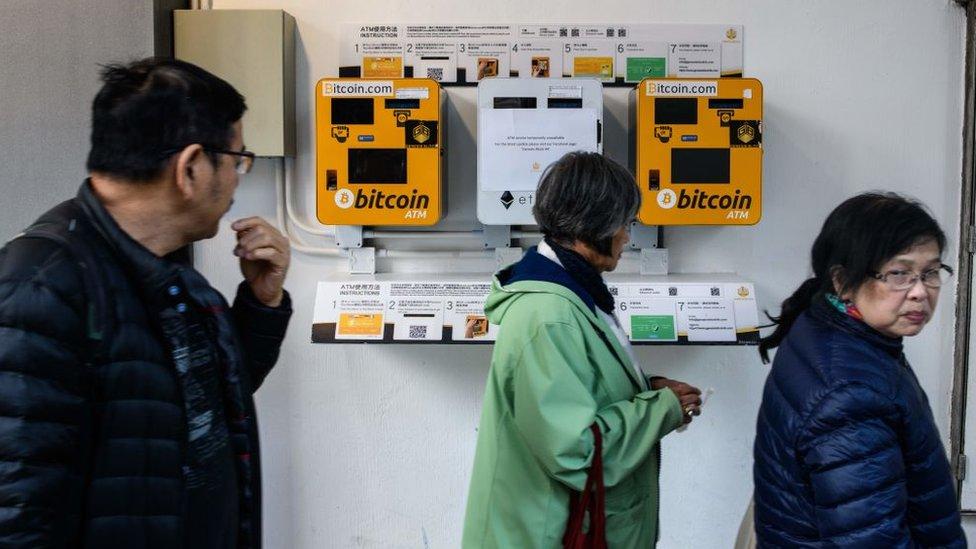 China es uno de los países que ya prohibió los bitcoins.