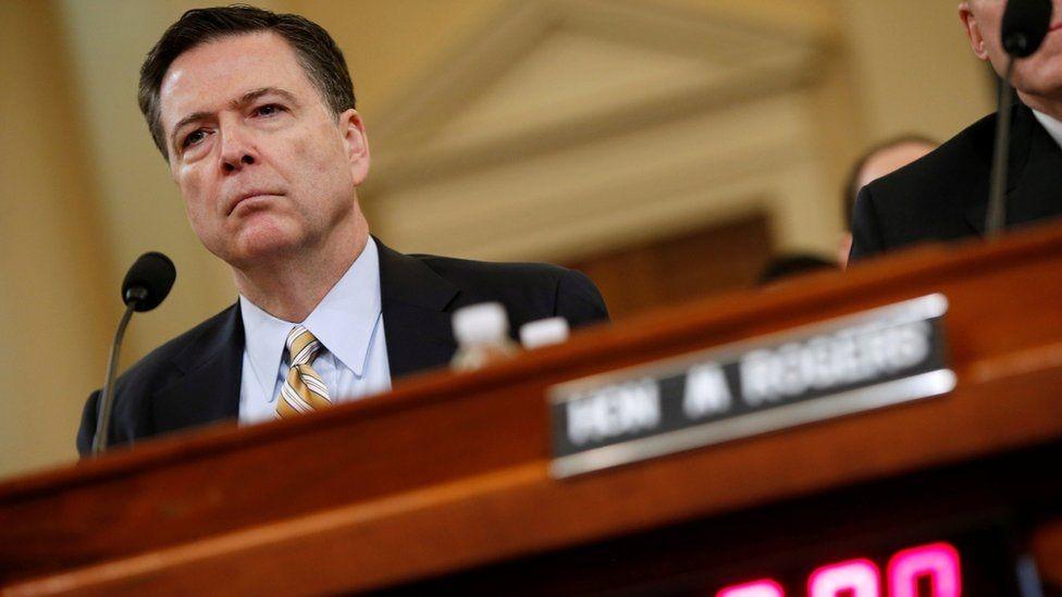جيمس كومي تولى رئاسة مكتب التحقيقات في عهد أوباما